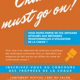 Chaux must go on ! 1.